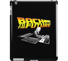 Bach to the future. iPad Case/Skin