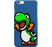 Yoshi Hooray iPhone Case/Skin