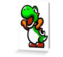 Yoshi Hooray Greeting Card