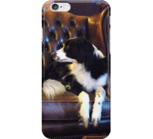 At Ease iPhone Case/Skin
