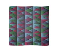 Triangle Shade Pattern Var. 10 Scarf