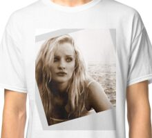 Beauty in Sepia Classic T-Shirt