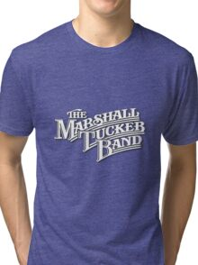 marshall tucker band logo Tri-blend T-Shirt