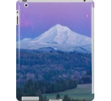 mountain top iPad Case/Skin
