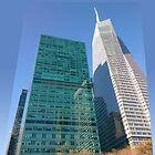 42nd St., Bryant Park, NYC, NY by Ellen Turner