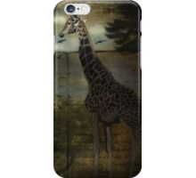 Out of Africa... iPhone Case/Skin