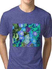 Hallucinating Through the Morning Tri-blend T-Shirt