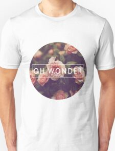 Oh Wonder Logo Unisex T-Shirt