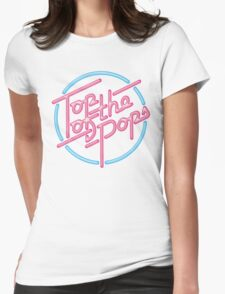 Top of the Pops Womens Fitted T-Shirt