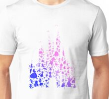 Character Castle Inspired Silhouette Unisex T-Shirt