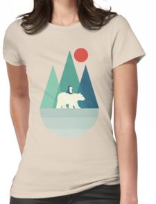 Bear You Womens Fitted T-Shirt