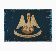 Louisiana State Flag VINTAGE by USAswagg