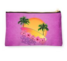 Surfer Girl  Studio Pouch