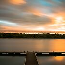 Reservoir Sunrise by marting04