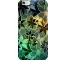 Vintage Trendy Floral Pattern iPhone Case/Skin