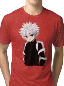 Hunter x Hunter- Killua Tri-blend T-Shirt