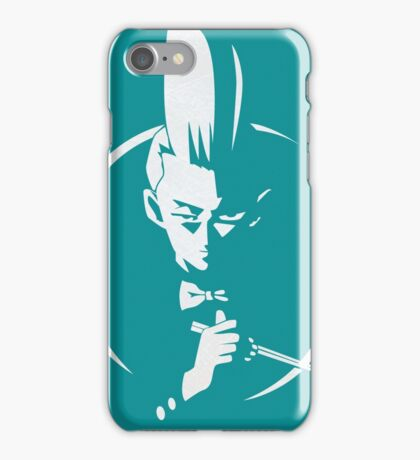 Agent Angel Whis Key iPhone Case/Skin