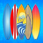 Surfboards by BailoutIsland