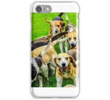 Where is the fox at ? iPhone Case/Skin