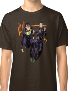 Josuke x Okuyasu - Jojo's Bizarre Adventure Classic T-Shirt