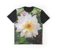 English Rose Graphic T-Shirt