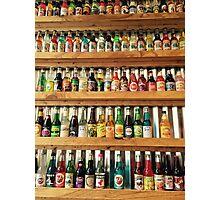 Soda Pop Shop Photographic Print