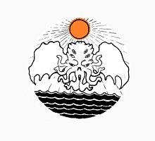 Cthulhu Monster - Ballpen and Ink. Unisex T-Shirt