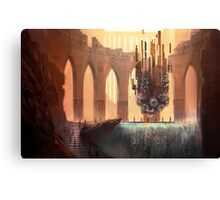 The Order Canvas Print