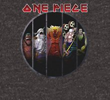 <ONE PIECE> One Piece Circle Style Unisex T-Shirt