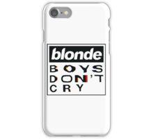 Blond(e)  iPhone Case/Skin