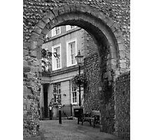 Vacant seat Photographic Print