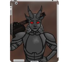 Stercus-The Red Chandrian, the Thrall of Iron iPad Case/Skin