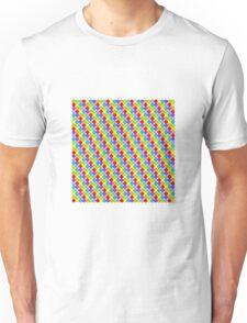 Rainbow Dots Unisex T-Shirt
