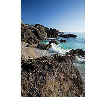 Wild Beach/Paradise - Travel Photography Photographic Print