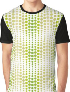 Abstract Halftone Background, pattern with dots. Graphic T-Shirt