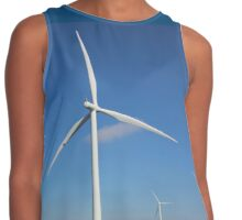 Pencader Wind farm Wales Contrast Tank