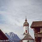 Garmisch Skyline by Bethany Helzer