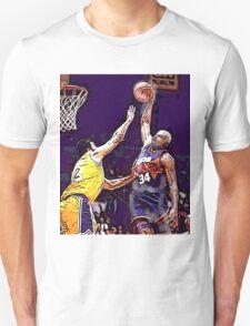Old School NBA - Charles Unisex T-Shirt