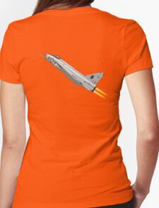 English Electric Lightning F.6 Womens Fitted T-Shirt