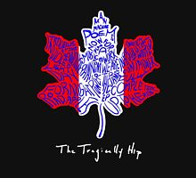 The Tragically Hip Man Machine Poem Flag Unisex T-Shirt