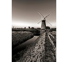 Waters end Photographic Print