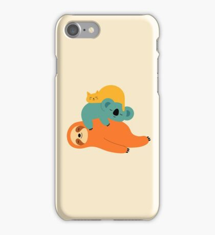 Being Lazy iPhone Case/Skin