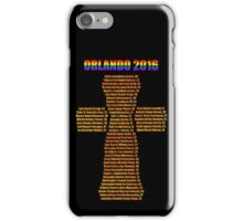 Orlando Remembered iPhone Case/Skin