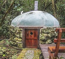 Today's Version of a Mayan Sweat Lodge in the Jungle, Guatemala by heatherfriedman