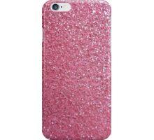 Glitter pink iPhone Case/Skin