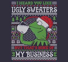 I Heard You Like Ugly Sweaters T-Shirt