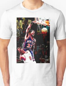Old School NBA - Ewing Unisex T-Shirt