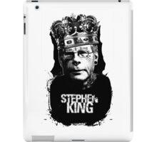"Stephen King - ""The King"" iPad Case/Skin"