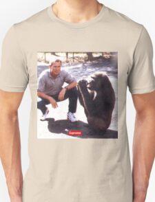 George Bush and Monkey SUPREME shirt Unisex T-Shirt
