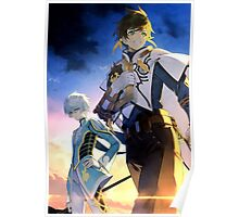Tales of Zestiria the Cross  Poster